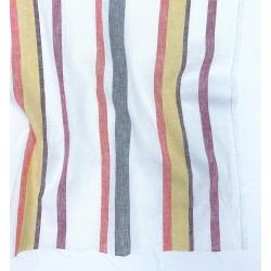 Citrus Strip Linen/Cotton