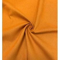 Silk Noil- Saffron