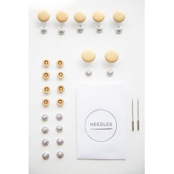 Button Fly Jean-Making Kit-...
