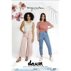 Megan Nielsen- Dawn Jeans