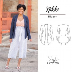 Style Sew Me- Nikki Easy...