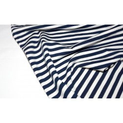 Bamboo Stripe- Navy Blue