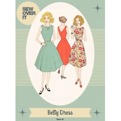 Sew Over It-Betty Dress