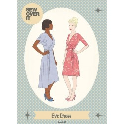 Sew Over It-Eve Dress