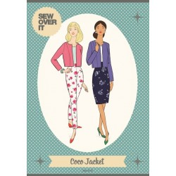 Sew Over It-Coco Jacket