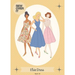 Sew Over It-Elsie Dress