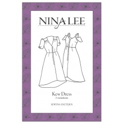 Nina Lee- Kew Dress