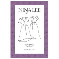 Nina Lee- Kew Dress