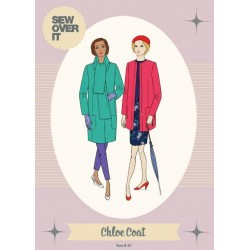 Sew Over It- Chloe Coat