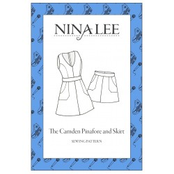 Nina Lee-Camden Pinafore