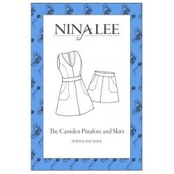 Nina Lee-Camden Pinafore