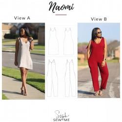 Style Sew Me- Naomi