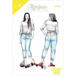Closet Core Pattern- Morgan...