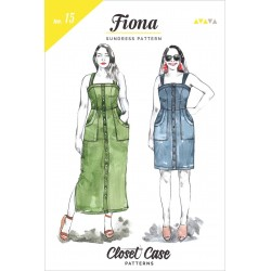 Closet Case Patterns-Fiona...